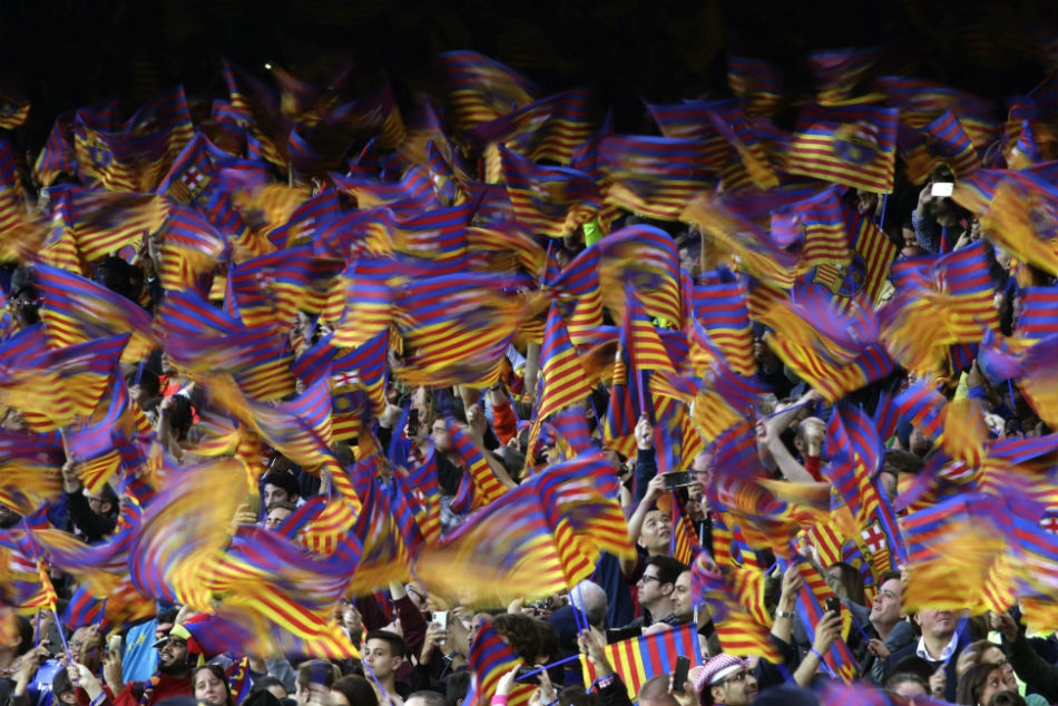 Barcelona to change the name of Camp Nou