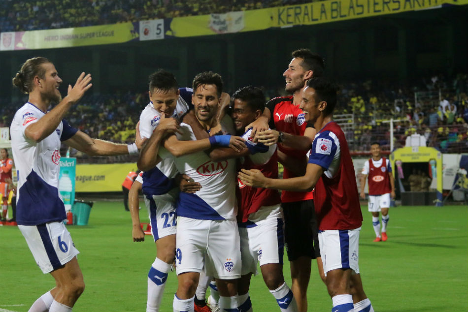 Bengaluru Fc Maintain Perfect Away Record In Isl With Win Against K