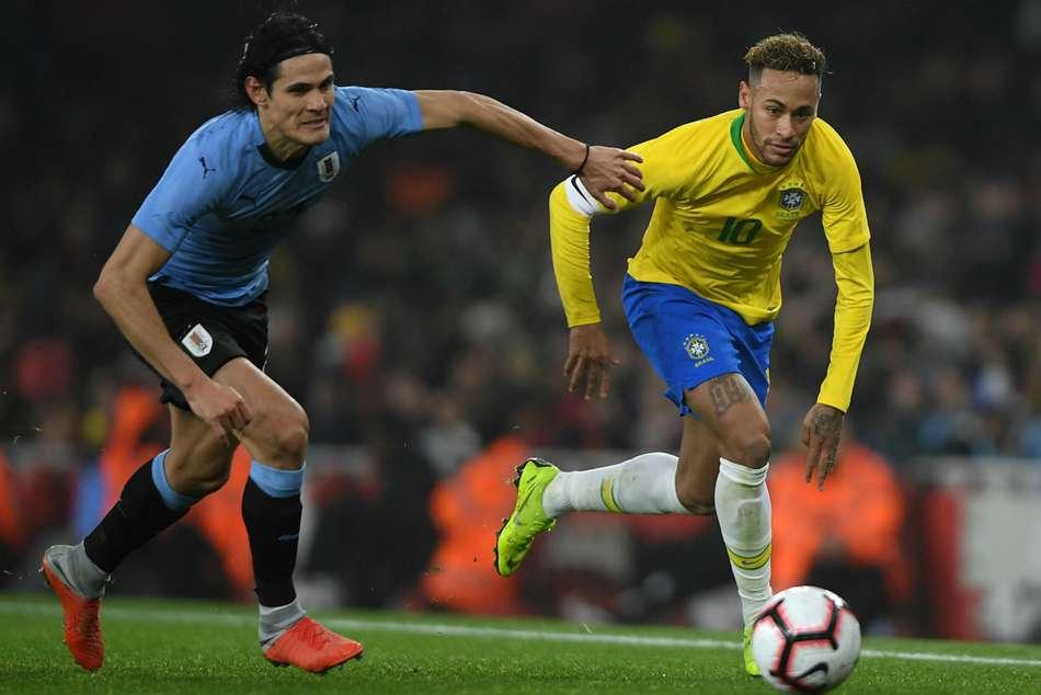 Edinson Cavani Slams Media Psg Neymar