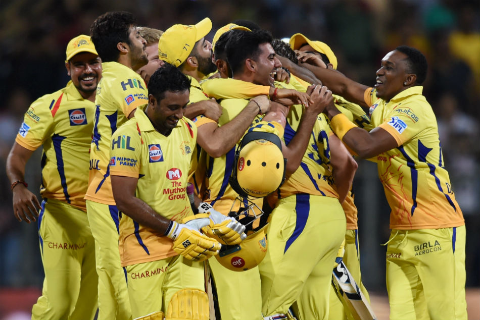 Ipl 2019 Chennai Super Kings Retain Core Group For Ipl 12 Mark Wood Released
