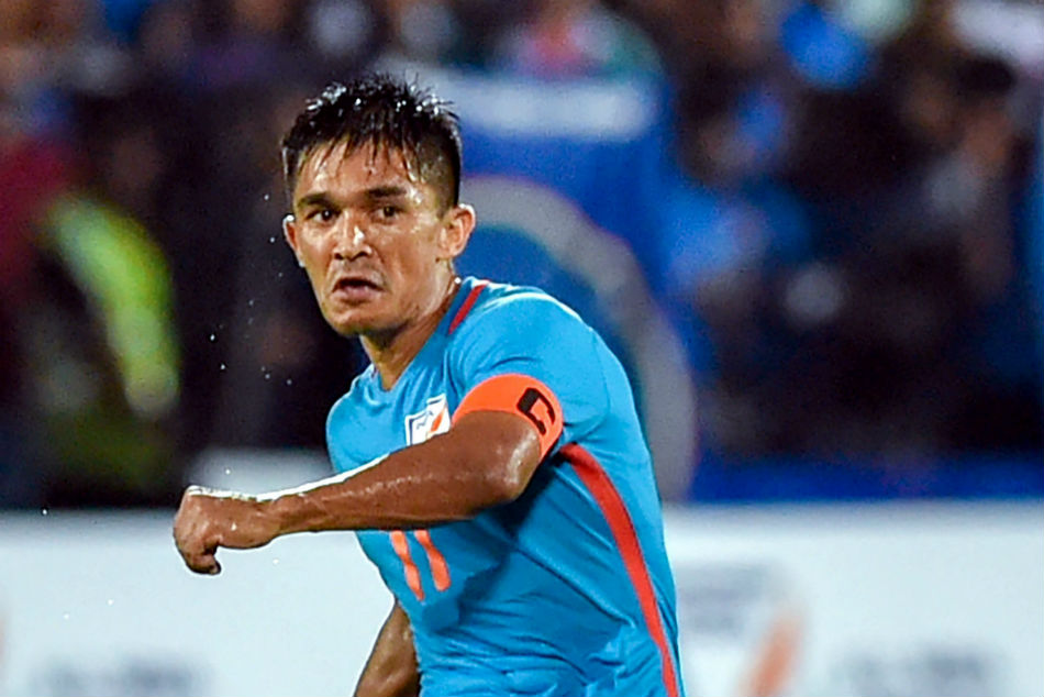 Chhetri likely to be out for two weeks