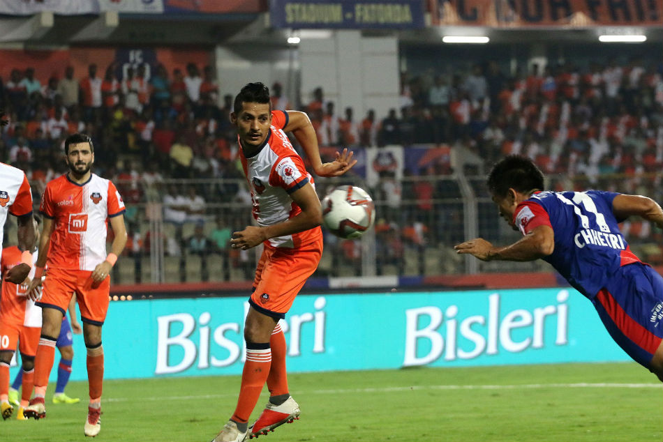 Isl 2018 Sunil Chhetri Heads The Winner On Comeback As Beng