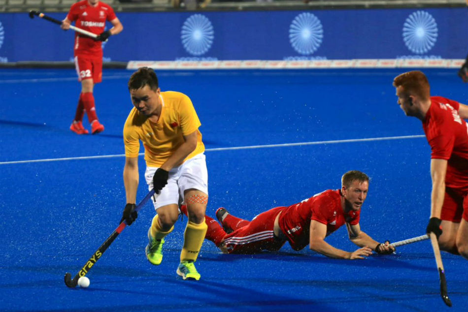 Hockey WC 2018: Inner Mongolias brave 18 help China draw 2-2 against England in WC debut