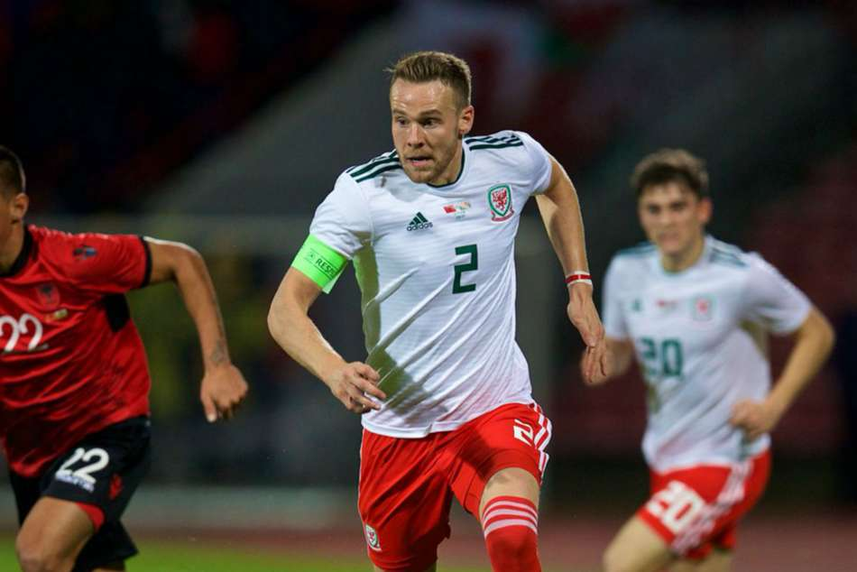 Chris Gunter Landmark Wales Cap Loss Albania