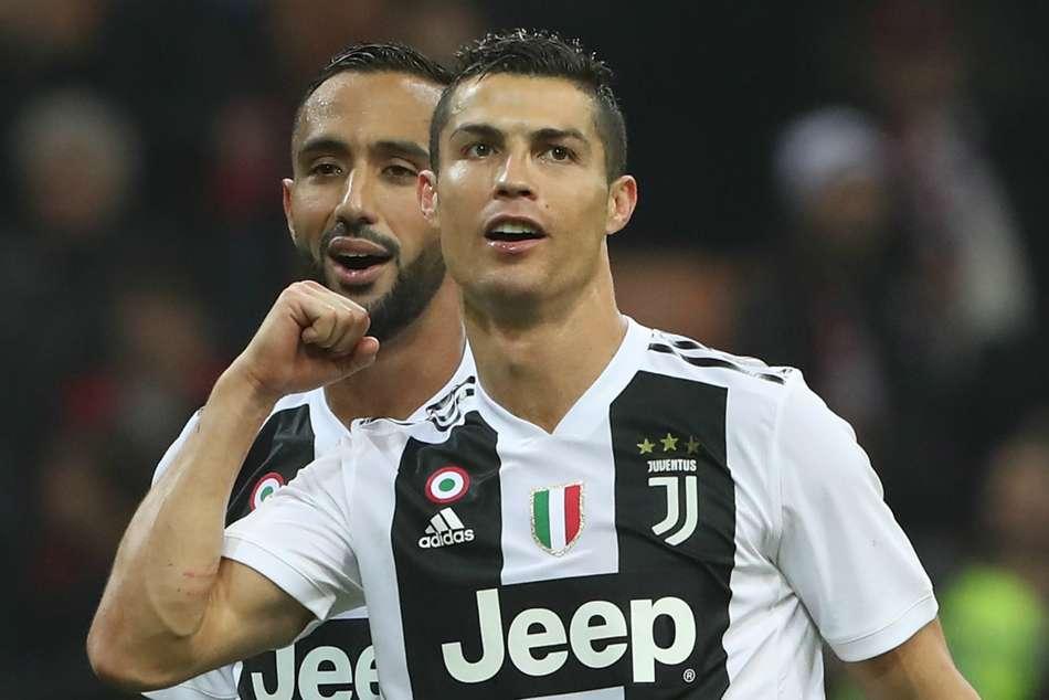 Cristiano Ronaldo Juventus Serie A Record