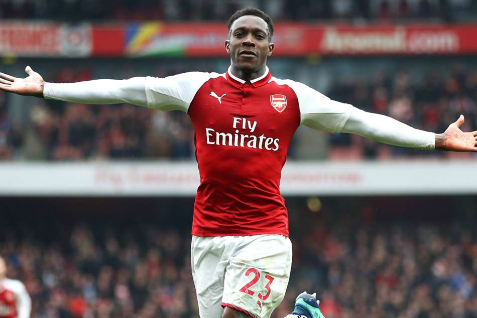 Left wing - Danny Welbeck (Arsenal)