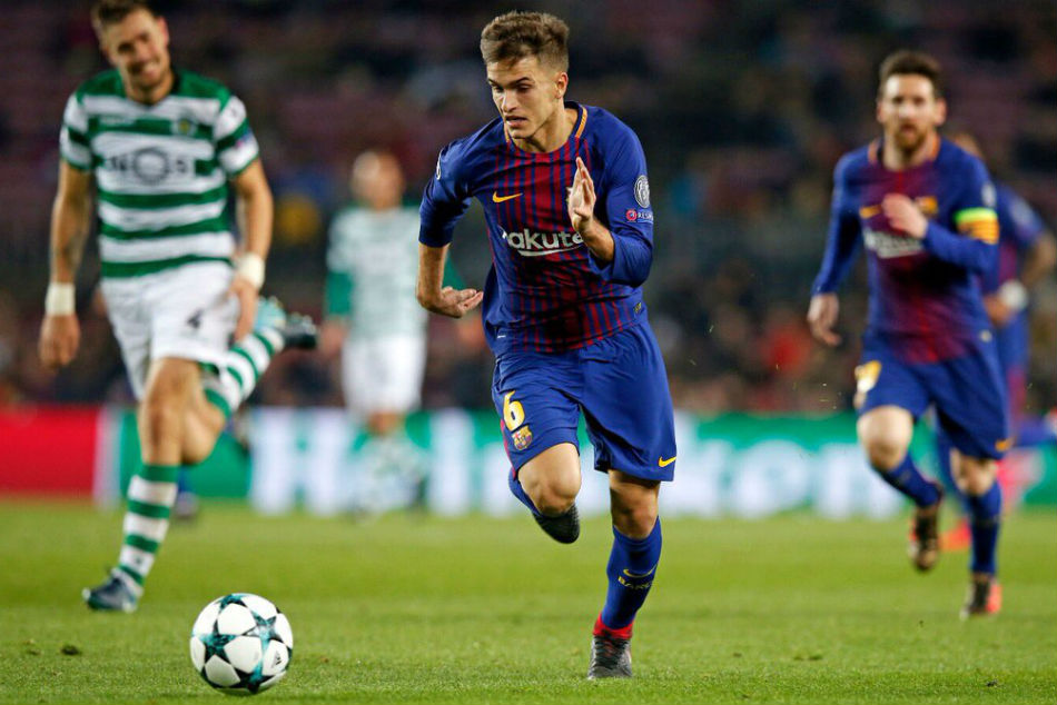 Maurizio Sarri considering January move for Barcelona outcast Denis Suarez