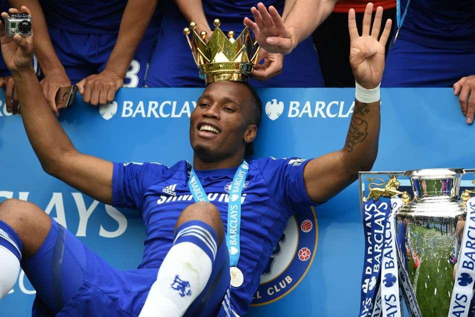 Chelsea Legend Didier Drogba Confirms Retirement At