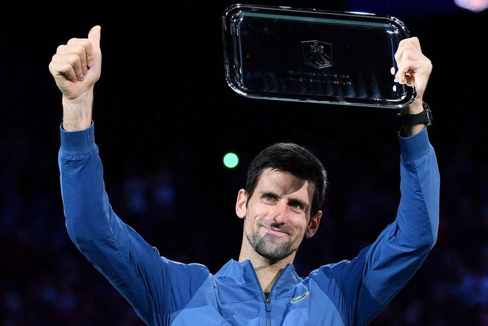 Atp Finals Draw Novak Djokovic Alexander Zverev Marin Cilic Roger Federer
