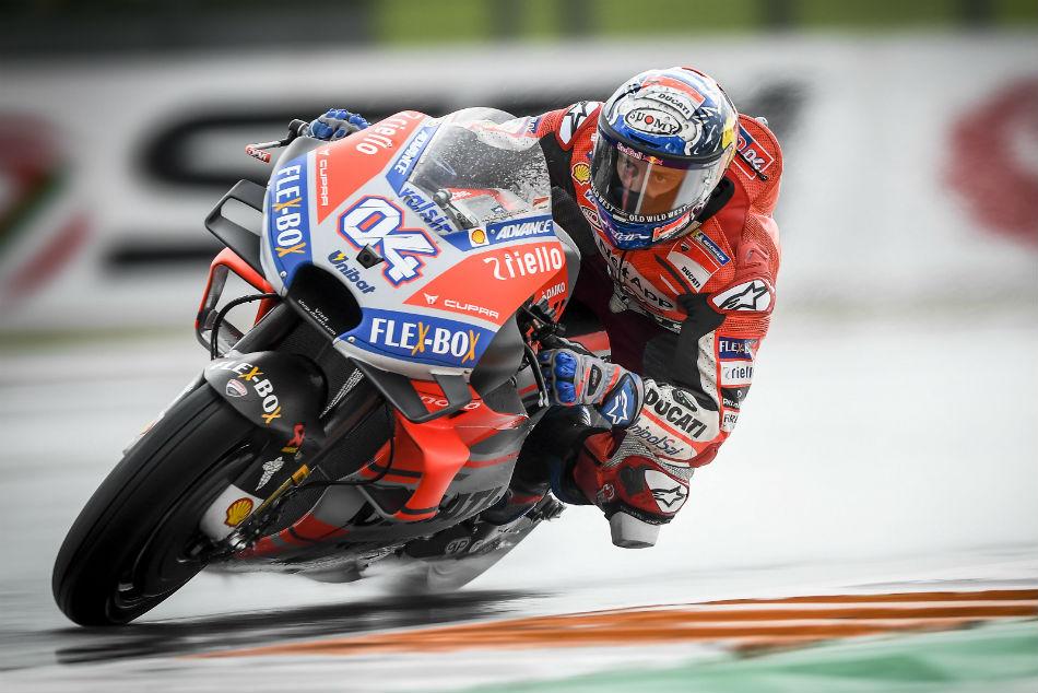 Motogp Analysis How Dovizioso Won Dramatic Red Flagged Danc