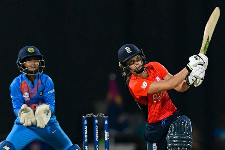Icc Women S World T20 India Vs England Jones Sciver Knight Crush India In Semis