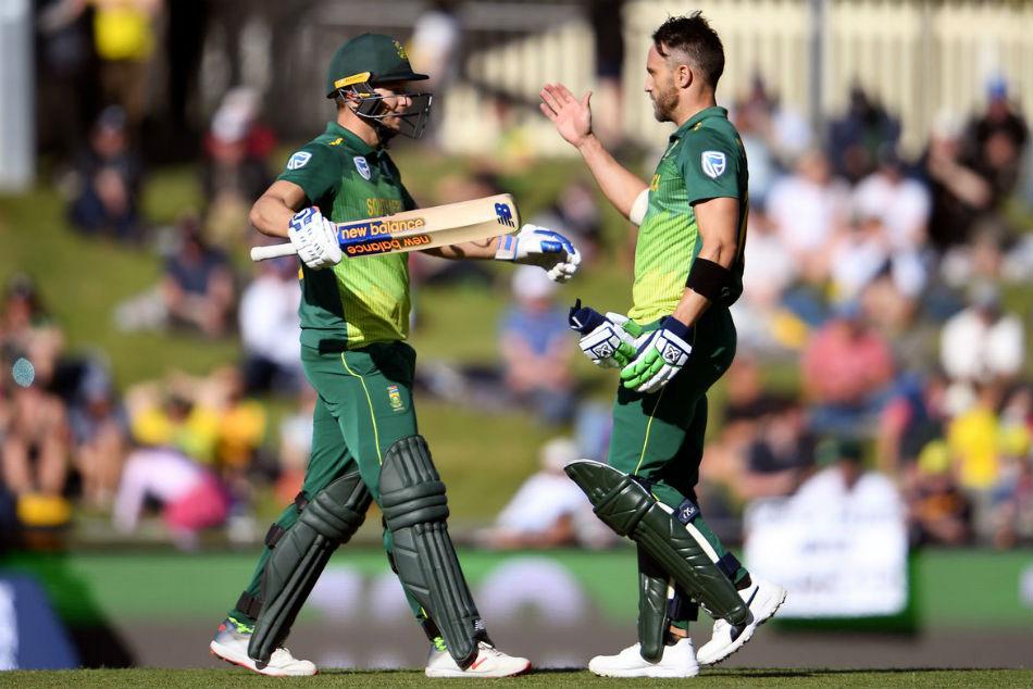 Australia Vs South Africa, 3rd ODI: Du Plessis, David Miller centuries propel Proteas to series win