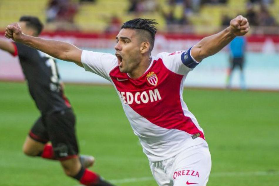 United Paid Monaco Ghost Friendly As Part Falcao Transfer