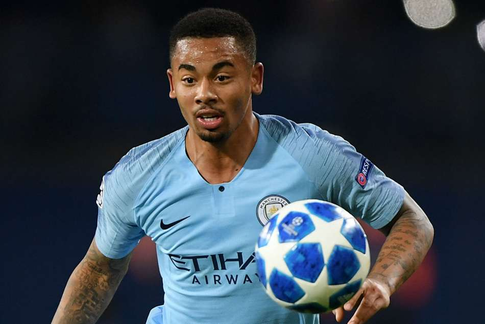 Gabriel Jesus last scored for Manchester City in August