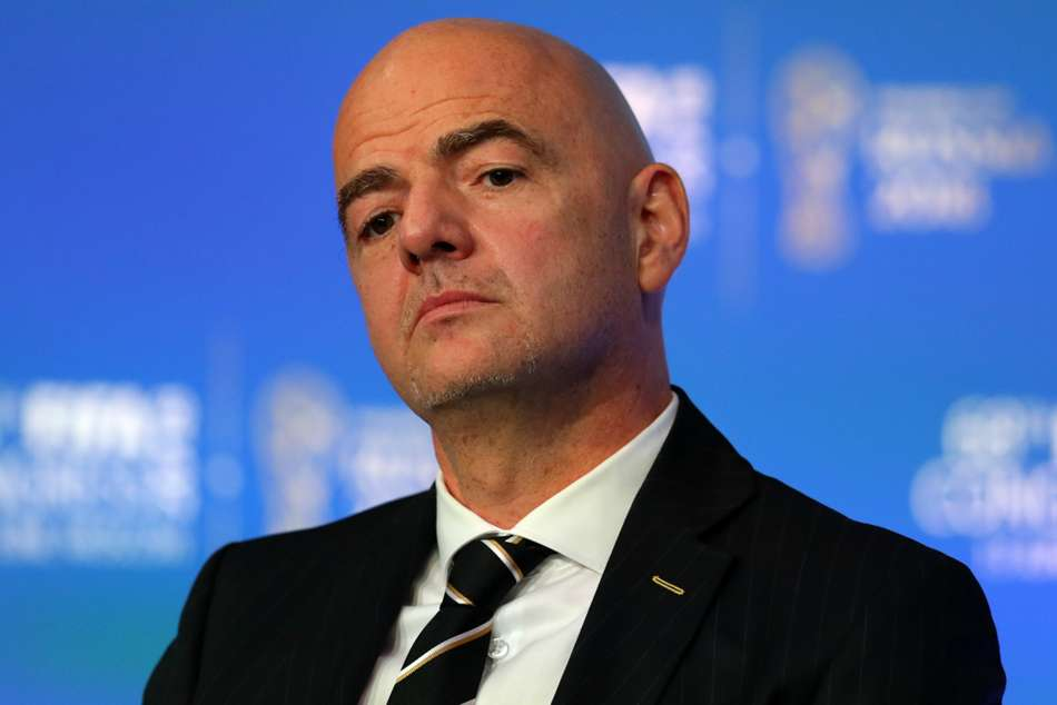 Infantino Pledges Best World Cup Ever Qatar