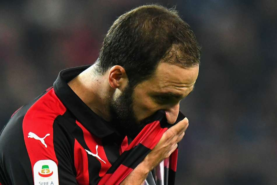 Gonzalo Higuain Photos