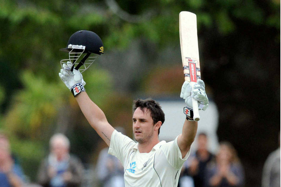 New Zealand Reply Strongly To India Through Hamish Rutherford