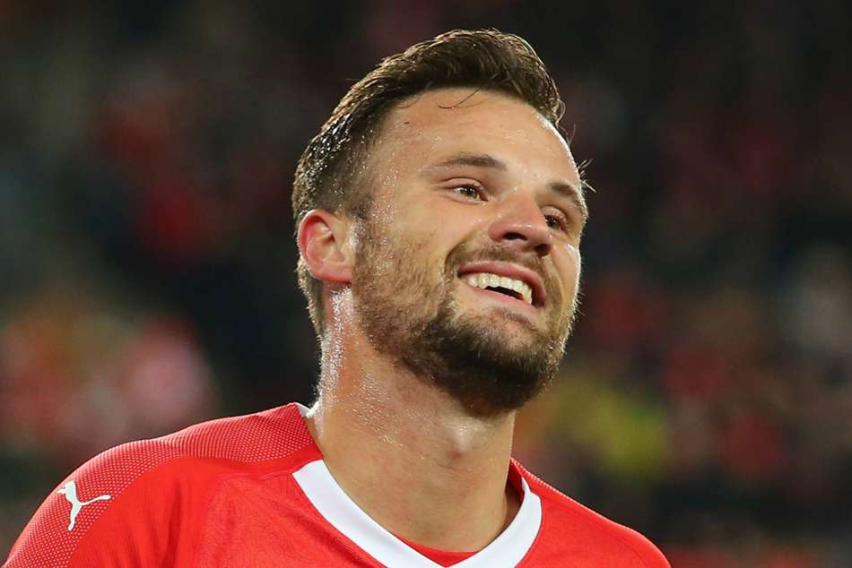 Nations League Switzerland Belgium Haris Seferovic