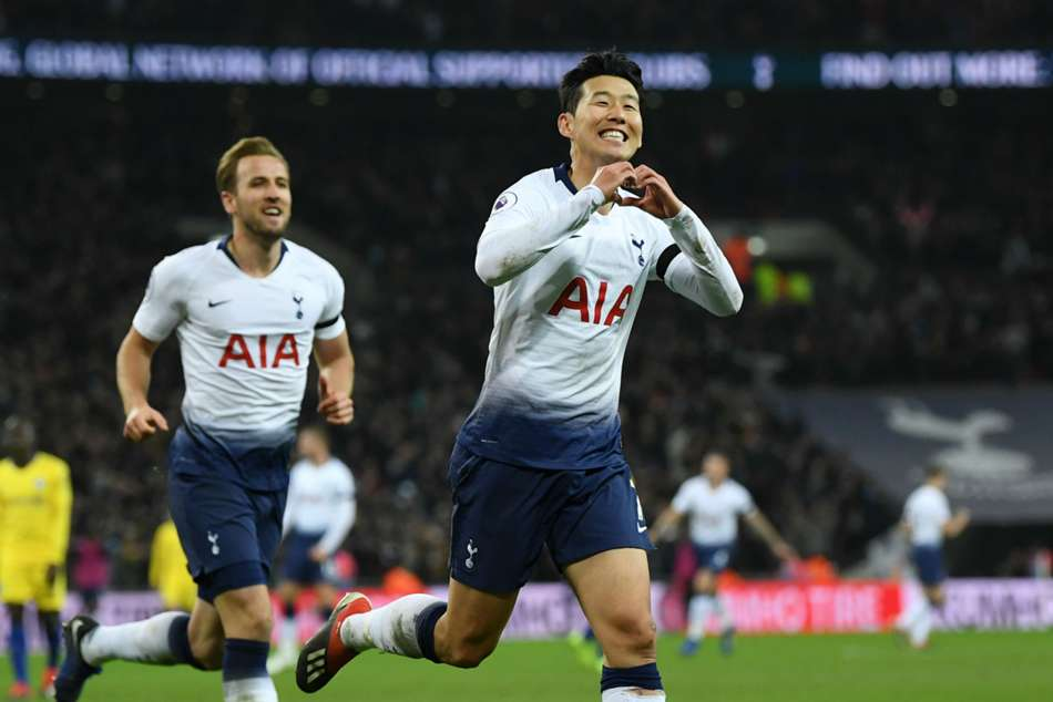 Dele Alli, Harry Kane and Son Heung-min were on the scoresheet, while Christian Eriksen was inspired in Tottenhams 3-1 win over Chelsea.