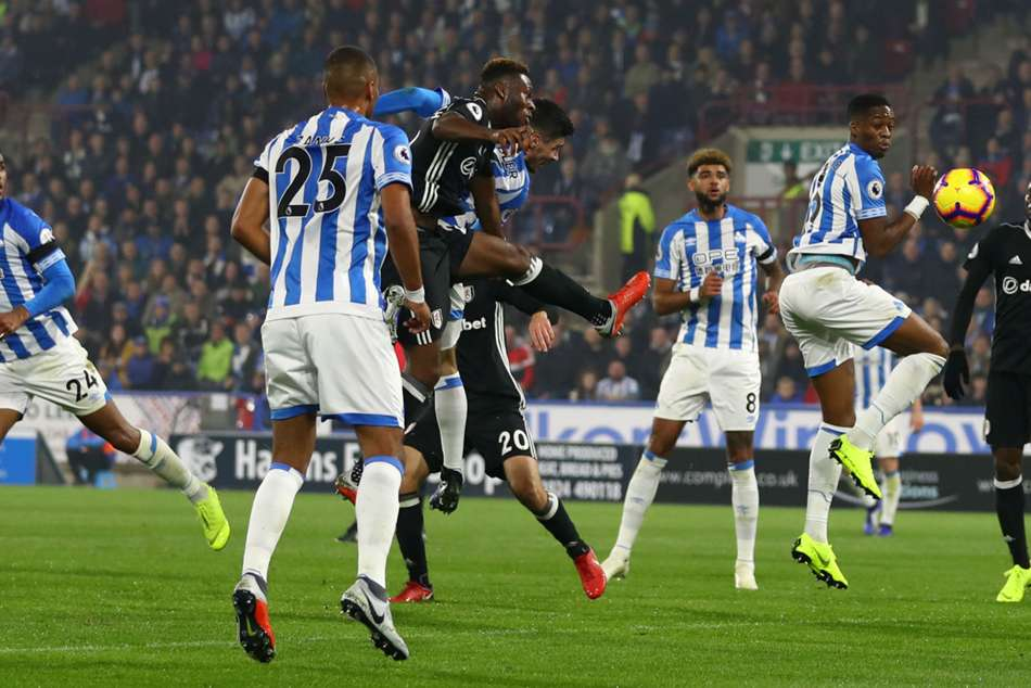 Huddersfield recorded first home goal of the season