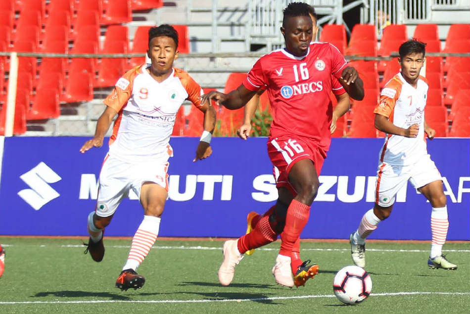 Aizawl, Neroca play out goalless draw in northeast derby