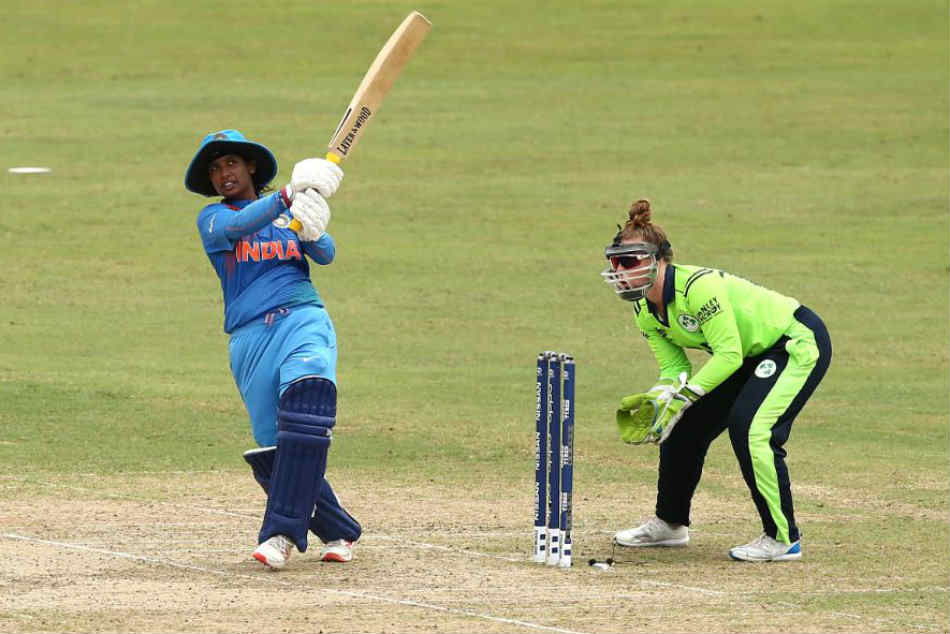 Icc Women S World T20 India Outclass Ireland To Enter Semifinals