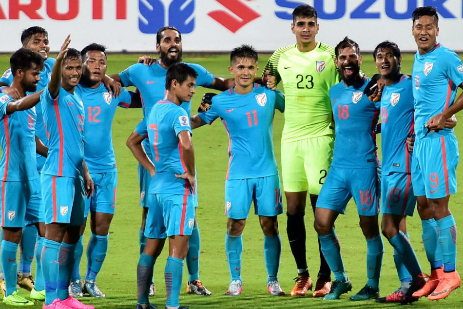 This will be the third match for India as part of its preparations for the 2019 AFC Asian Cup.