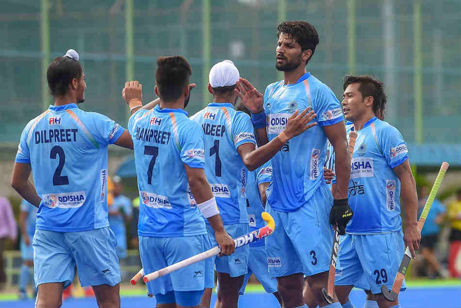 Hockey World Cup 2018 India Vs South Africa As It Happened India Rout South Africa 5