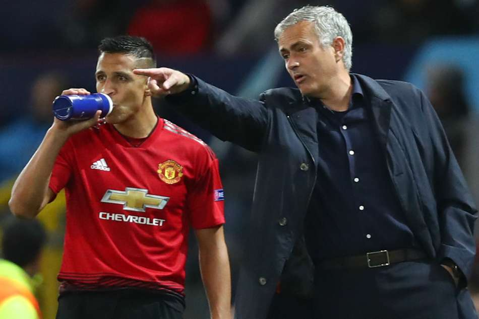 Alexis Sanchez has not indicated he wants to quit Manchester United in January, according to Jose Mourinho.