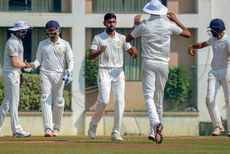 Ranji Trophy Karnataka Hold On To Gain A Draw Against Vidarbha