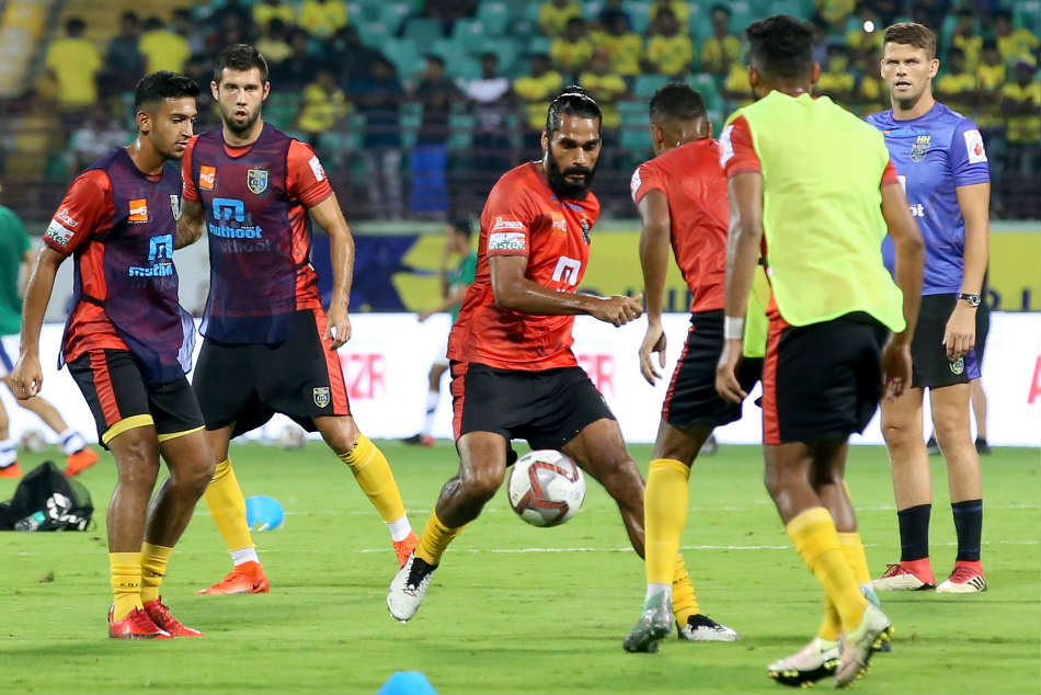 Isl Kbfc Vs Fcg Preview Timing Where Watch Kerala Look Capitalise Goas Defensive Woes