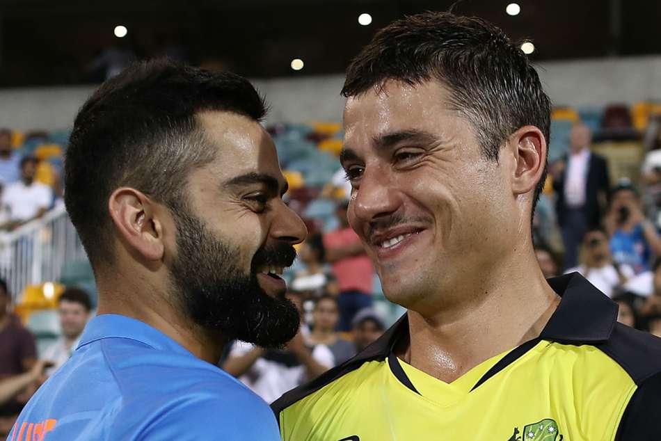 Virat Kohli India Defeat Australia T20 Finch
