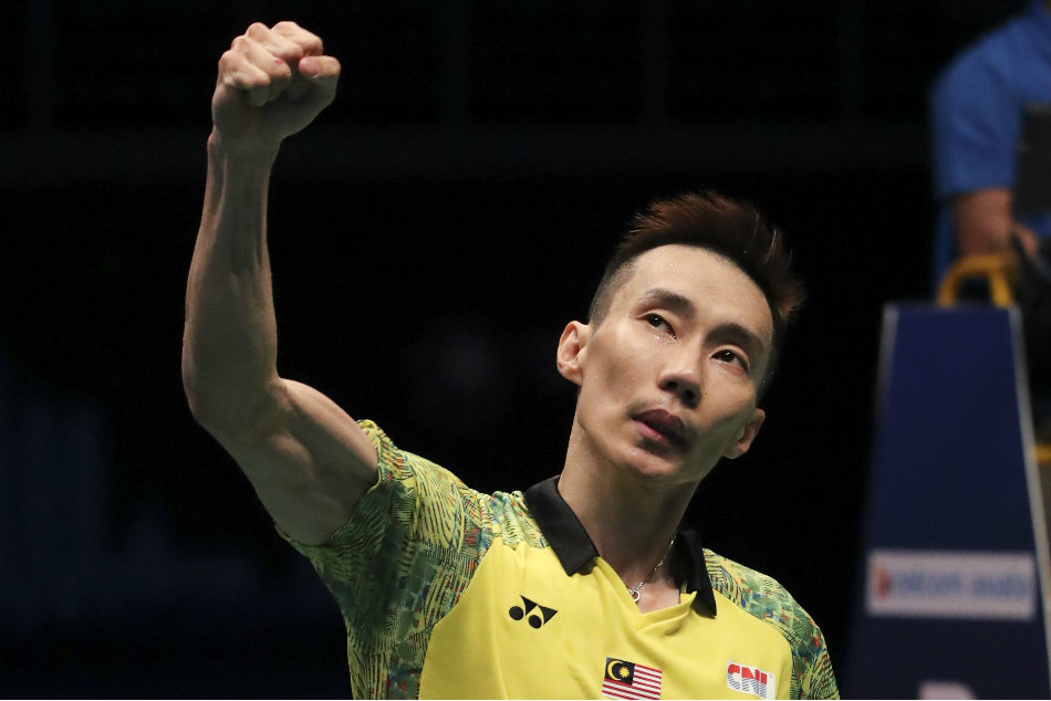 Cancer Hit Lee Announces Badminton Comeback Bid