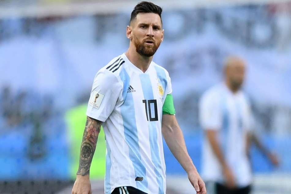 Lionel Messi Argentina Future Diego Maradona
