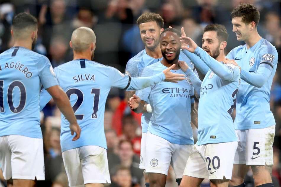 Manchester City 6 Southampton 1 Aguero Sterling Inspire Crushing Win