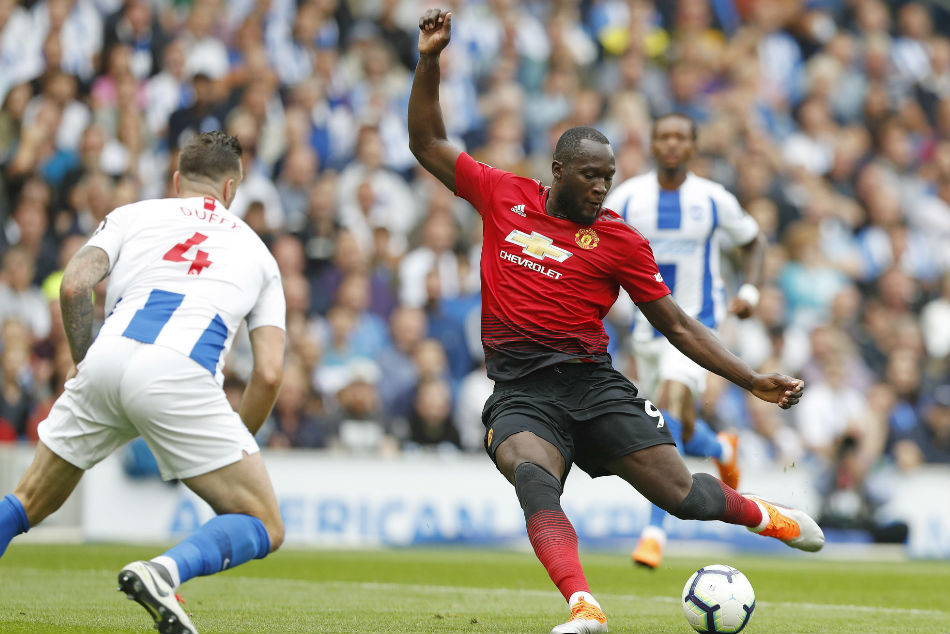 Inter To Improve Offer For Wantaway Manchester United Star Lukaku