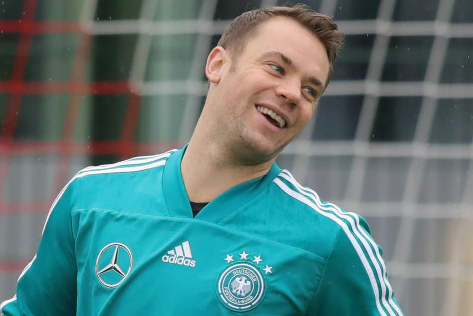 Manuel Neuer Photos