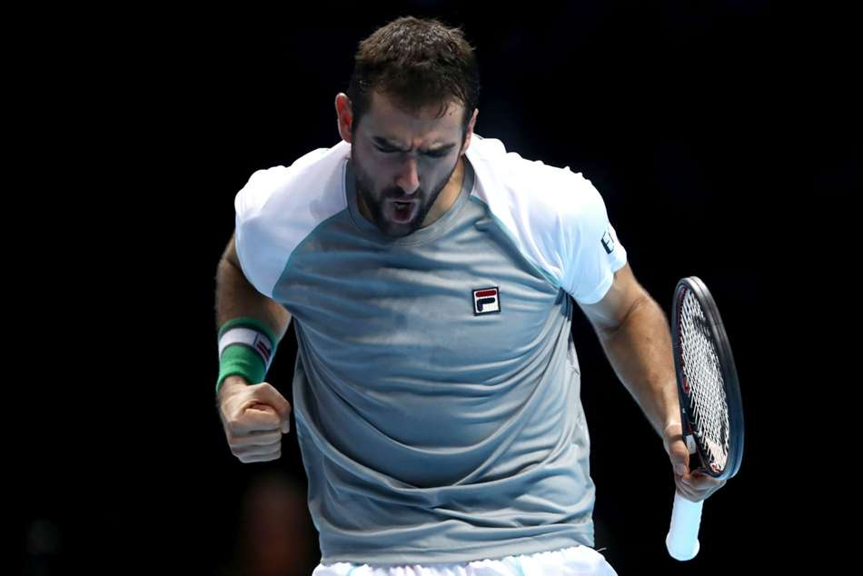 Marin Cilic Photos