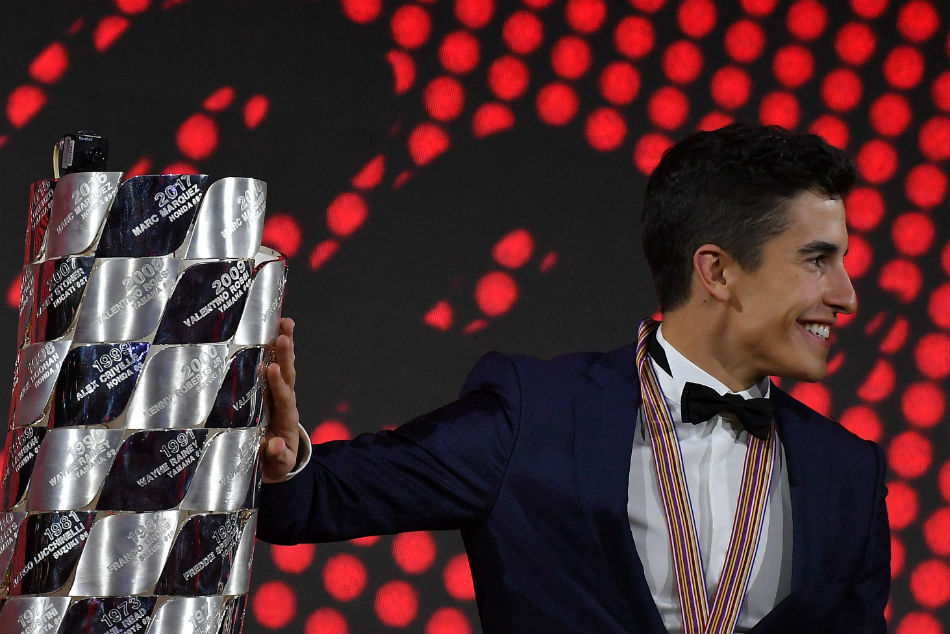 Fim Awards Ceremony Brings The Curtain Down On 2018 Motogp S