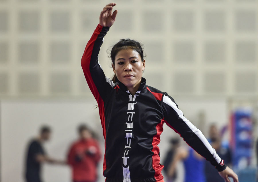 Women S World Championships Mary Kom Seeks A Historic Sixth Gold