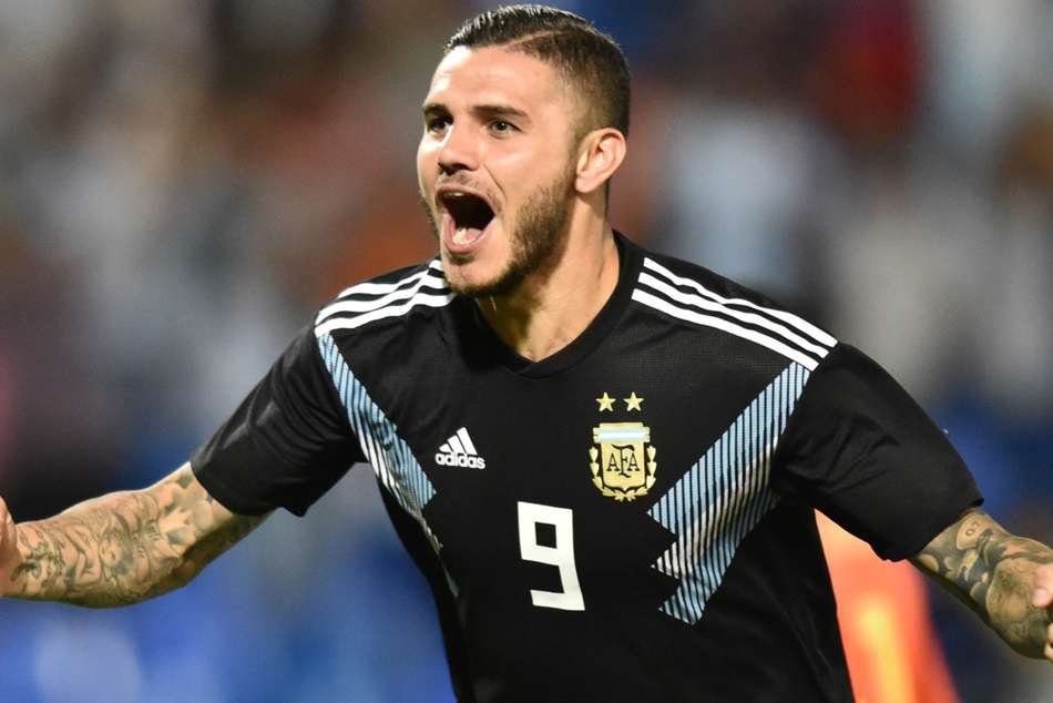 Argentina Mexico Friendly Match Report Mauro Icardi Paulo Dybala