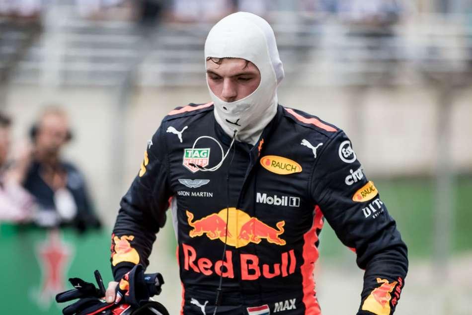 Max Verstappen Punished Fia Esteban Ocon Scuffle Brazilian Grand Prix