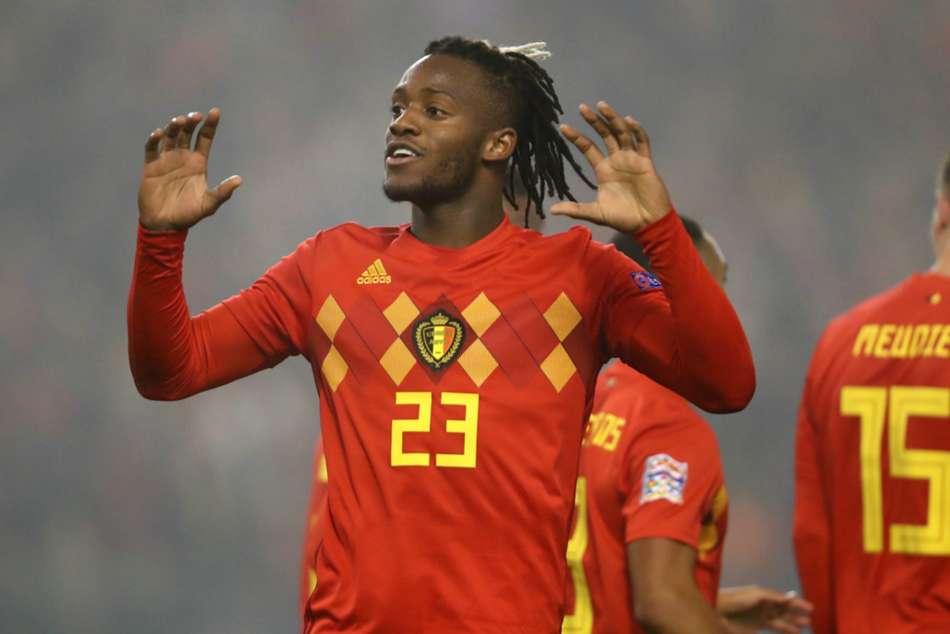 Nations League Belgium Iceland Batshuayi Rekindles Hazard Flame Brace