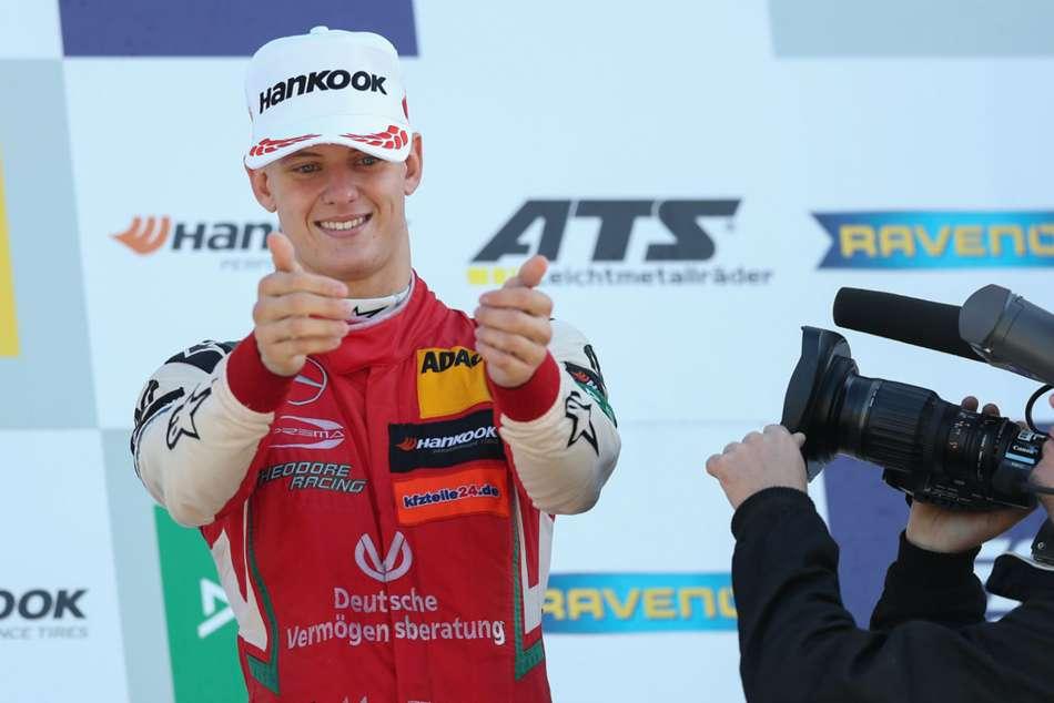 Mick Schumacher steps up to Formula 2
