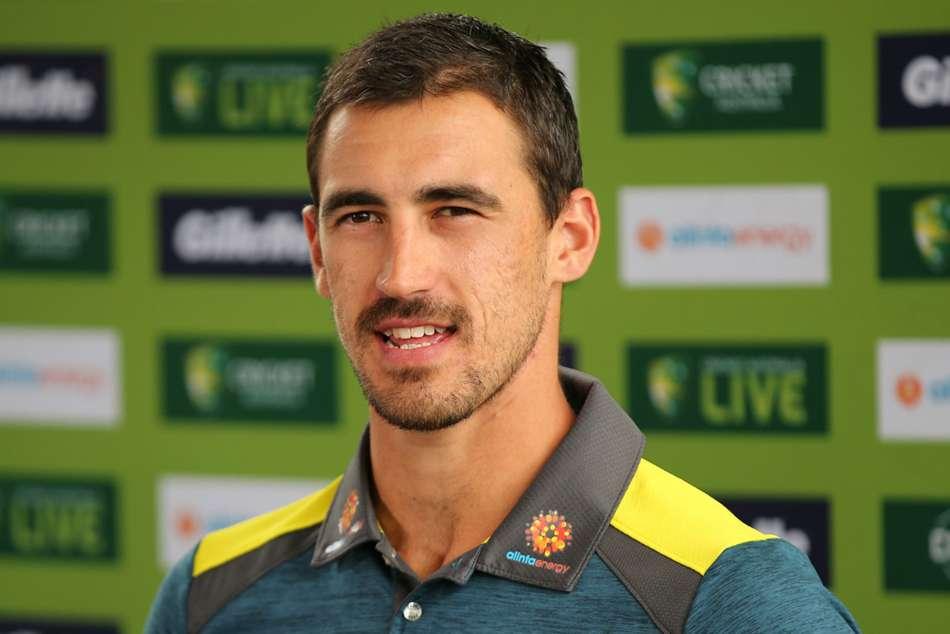 Cricket T20 Australia India Starc Stanlake