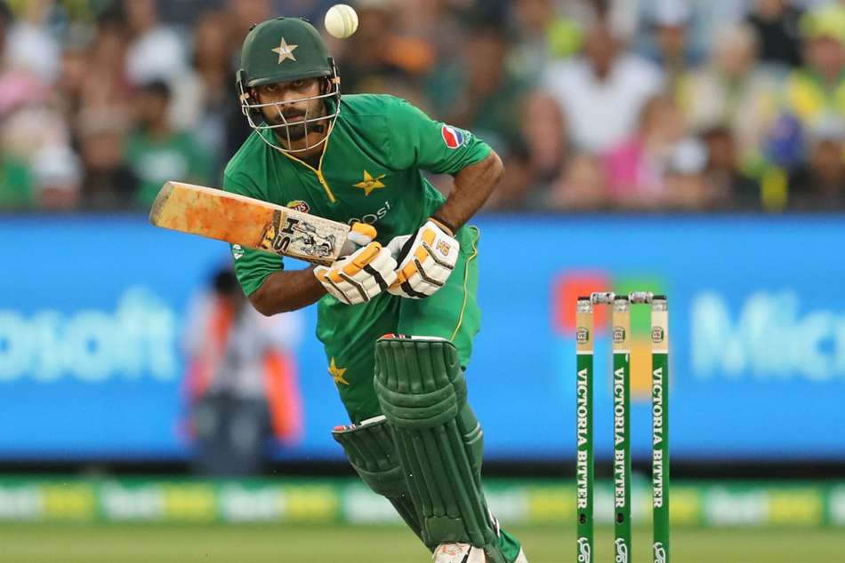 Pakistans Mohammad Hafeez starred with both bat and ball