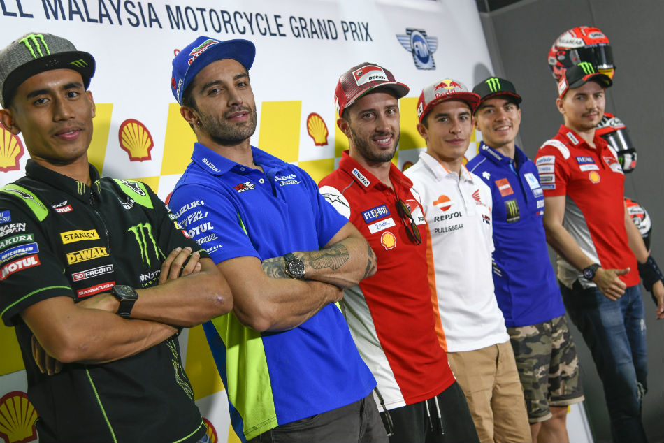 Motogp Gets Ready Another Sepang Stunner