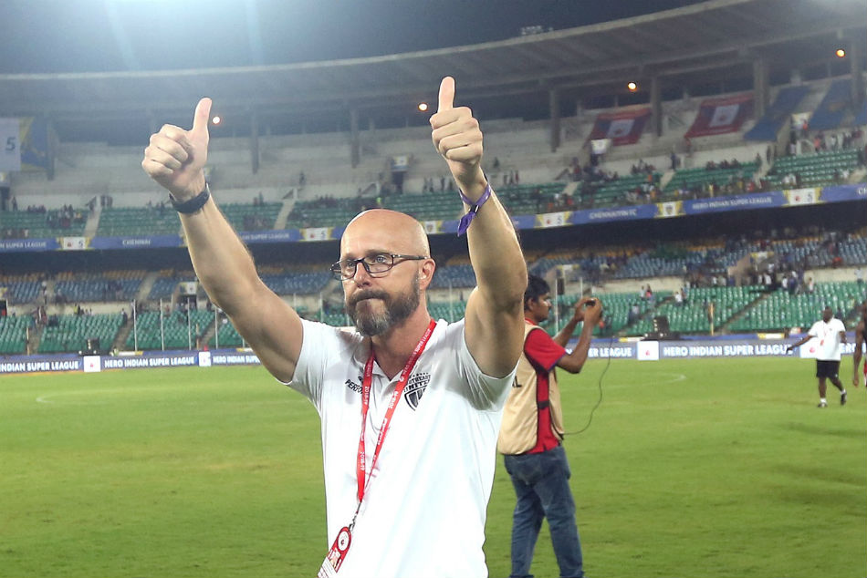 Hope floats for NorthEast United