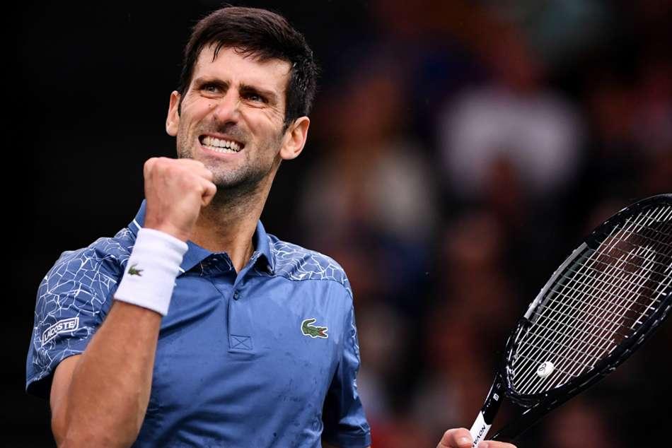 Paris Masters Novak Djokovic Beats Roger Federer Semi Final