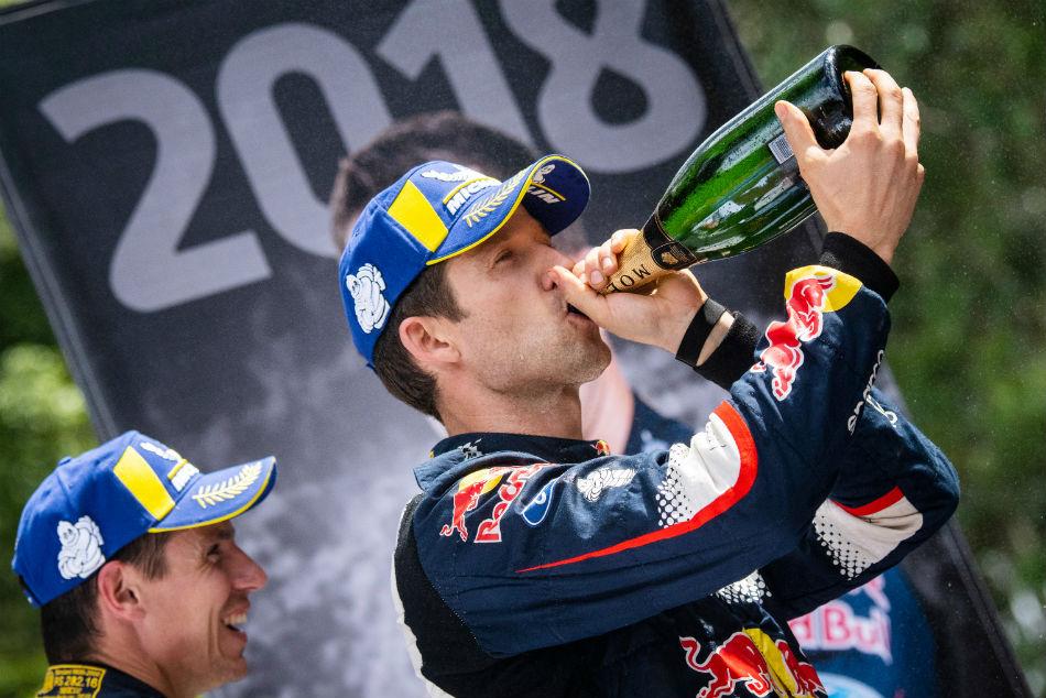 Six Reasons Behind Ogier S Sixth World Rally Championship Cr